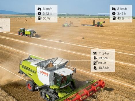 Kommunikáló gépek: ezért jó a gazdának, ha a traktor adatot gyűjt a fejlesztőinek