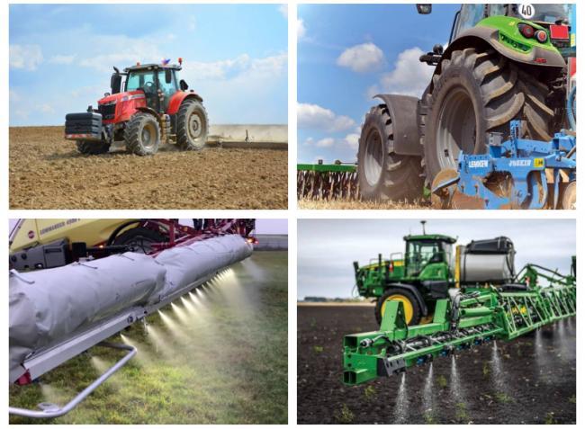 Gépújdonságok, traktorpiac és még sok más