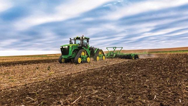 precíziós talajművelés