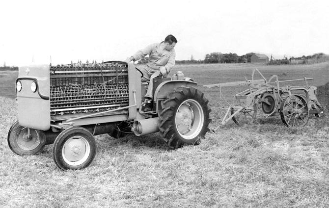 üzemanyagcellás traktor