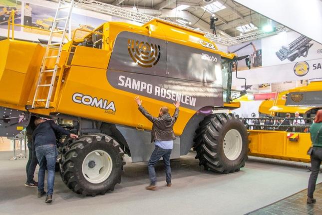 Sampo Rosenlew Comia