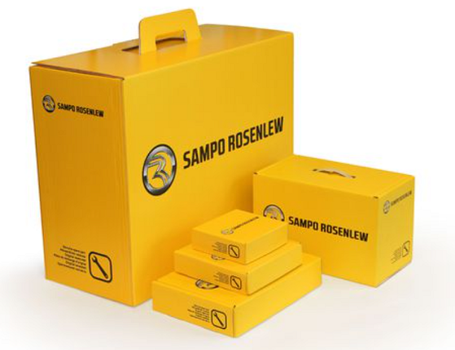 Sampo Rosenlew alkatrész-csomag