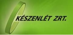 Készenlét Zrt. logo
