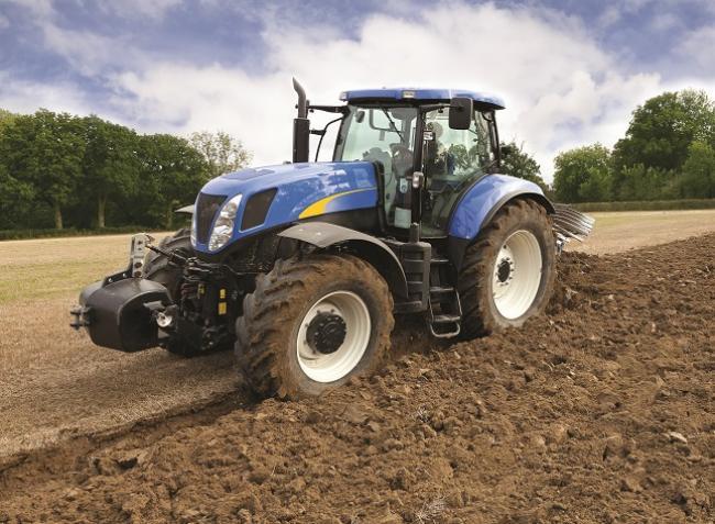 Megugrott az eladott új traktorok száma az első negyedévben