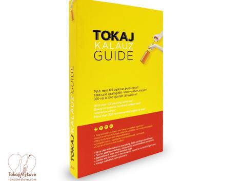 Megjelent a TokajKalauz negyedik kiadása
