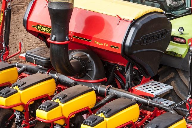Vaderstad Tempo 6 vetőgép