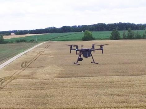 Külföldön is híre ment a magyar precíziós gazdálkodási projektnek