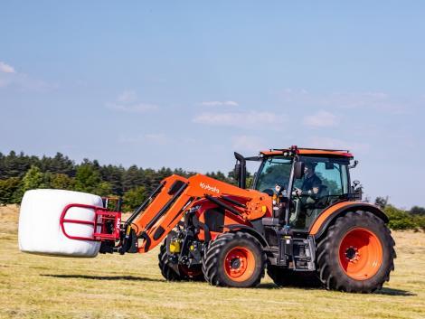 Kubota gépek 5 év garanciával! A legkisebb fűnyírótól a nagy traktorokig!