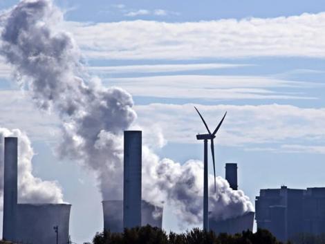 Nagyot vállalt az EU az üvegházhatású gázok csökkentéséért