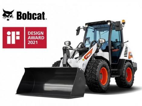 Rakodógépek: ezt a Bobcat-et díjazta a szakma