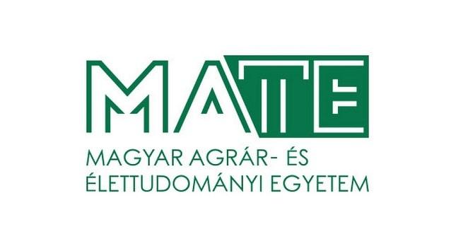 MATE egyetem logó