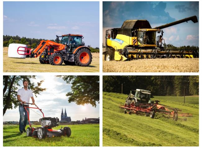 Traktorújdonságok, fűnyírás mesterfokon és tippek kombájnvásárláshoz