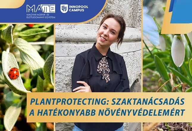 Gyuris Rita Plantprotecting 1. helyezett