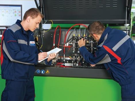 Profi motorjavítási technológia, amit az országban csak 5 szerviz tud