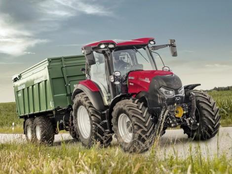 Alig mutatták be a CASE IH új traktorcsaládját, máris átkeresztelték