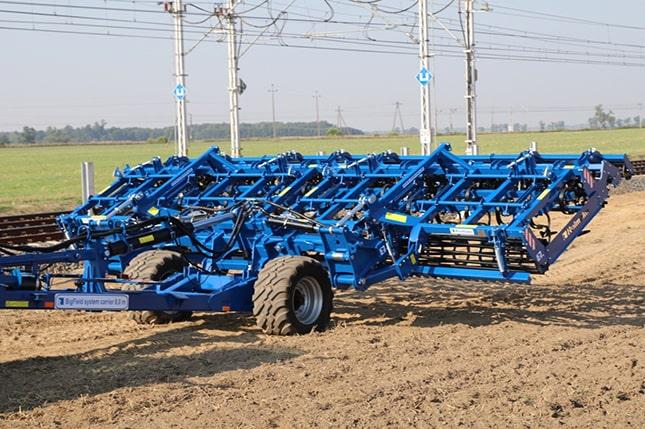 Rolmako szántóföldi munkagép