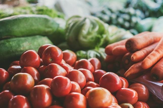 zöldség export