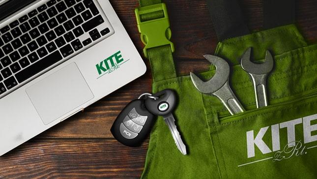 Kite Zrt. laptop