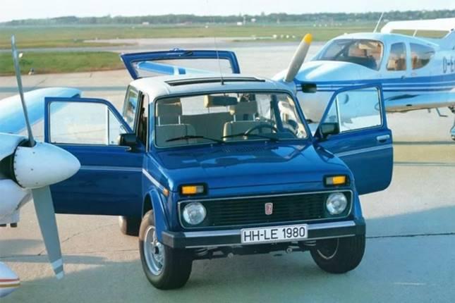 A Lada Niva Limited Edition | krónika