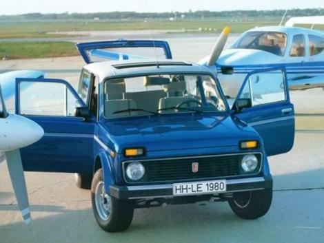 """A németeknek gyártott """"luxus-Lada"""" a 80-as évekből – képek"""