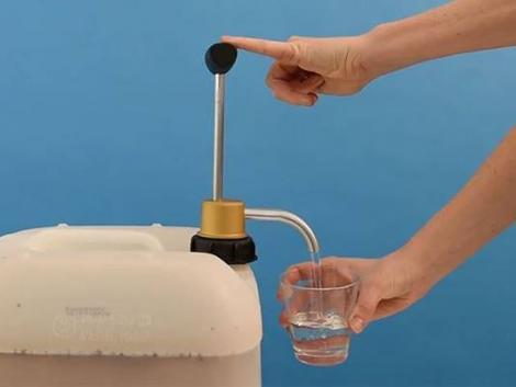 Ezzel a szerkezettel a legkisebb falvakba is eljuthat a tiszta ivóvíz