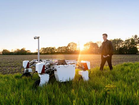 Workshop a megzőgazdasági robotizációról