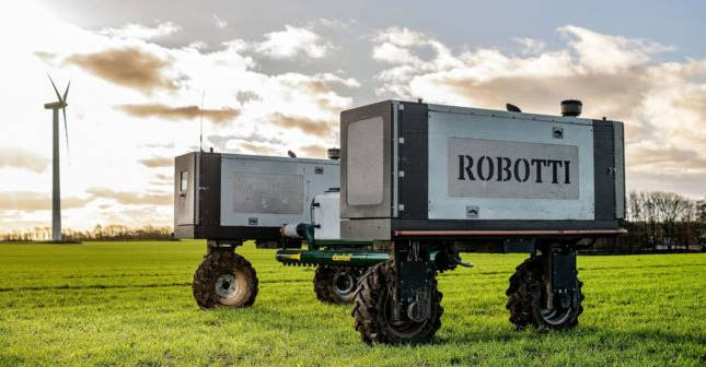 Robotti 150D