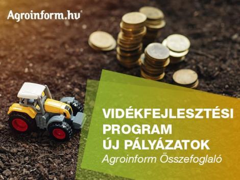 Tudj meg mindent az agrártámogatásokról!