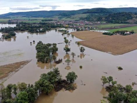 Hatalmas árhullám közeledik Magyarország felé – elsőfokú készültséget rendeltek el