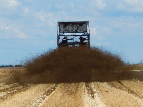 Szervestrágyaszórók az Agroinform Piactérről