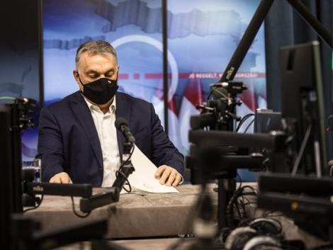 Orbán Viktor: Megszűnik a kijárási korlátozás és a kötelező maszkhasználat