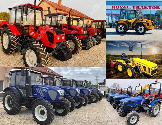 akciós traktorok