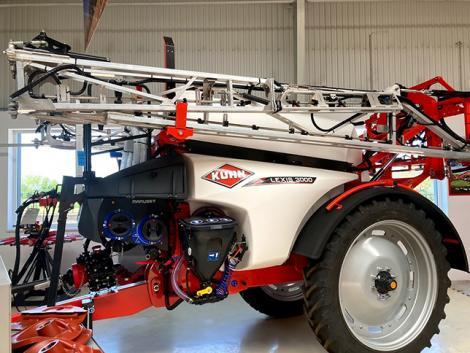 Készletkisöprés: akciós mezőgazdasági gépek a Kuhn Mezőgazdasági Gép Kft-nél!