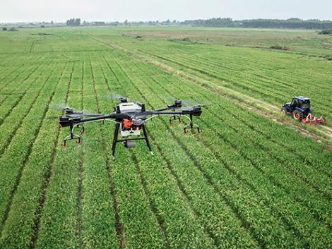 A Szegedi Tudományegyetem is a dróntechnológiában látja a jövőt