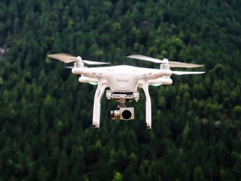 Itt a lehetőség az agrárcélú drónok fejlesztésére