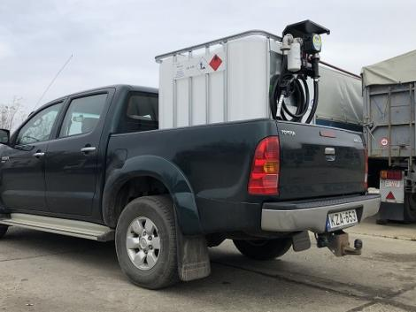 Így szállíts gázolajat közúton legálisan, ADR-vizsga nélkül!