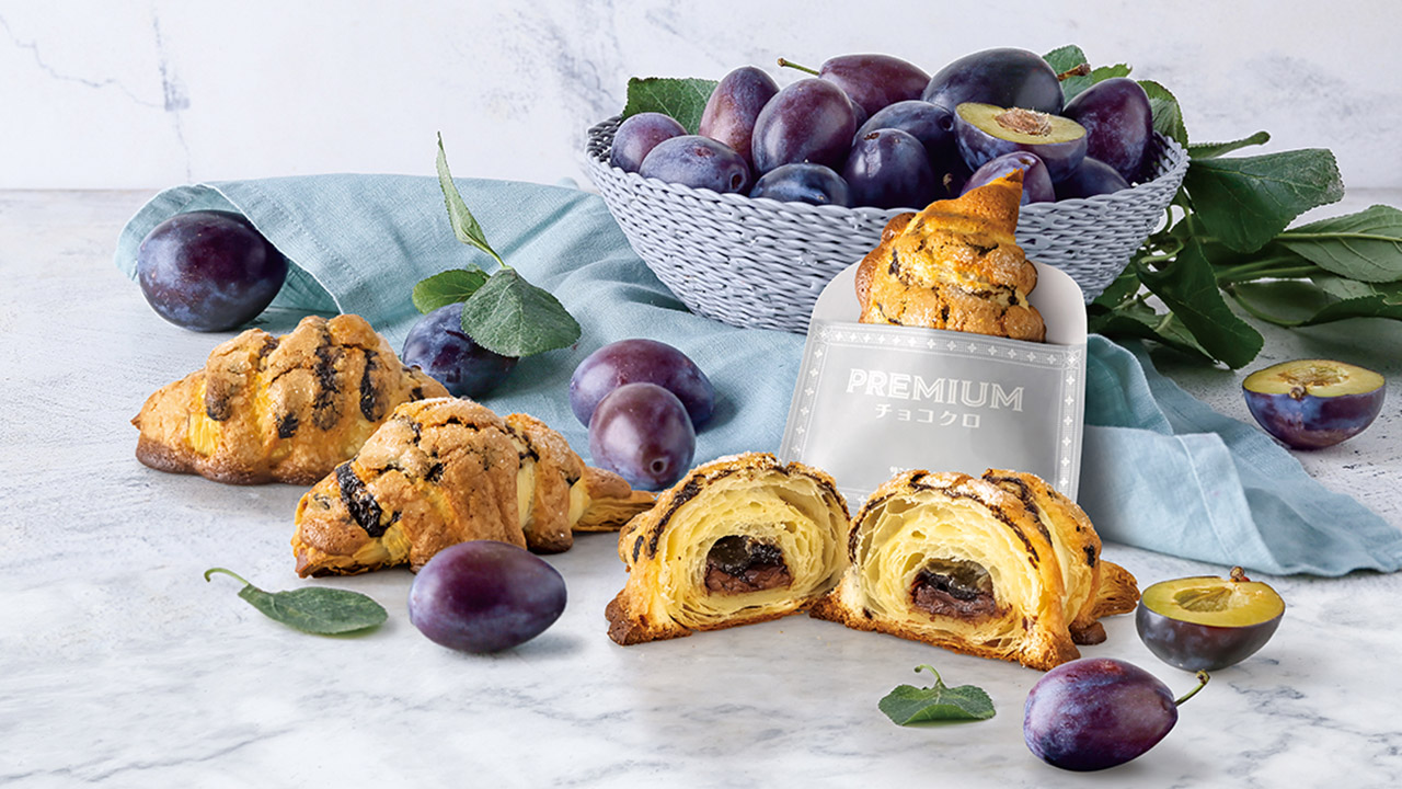 csokis-szatmári szilvás croissant