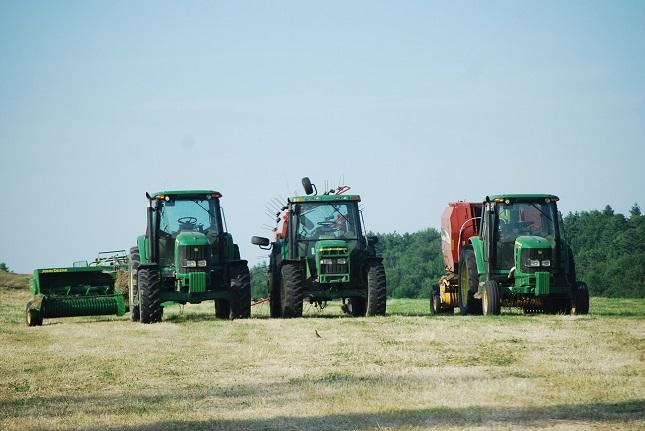 mezőgazdasági gépek