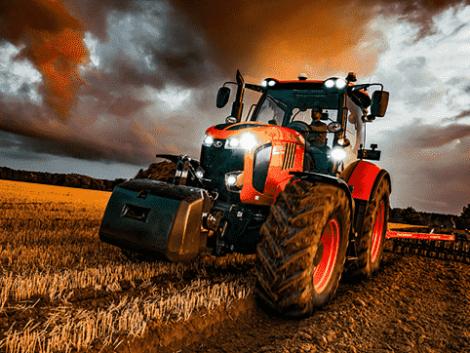 Videósorozat a Kubota lenyűgöző traktorszériájáról! Tarts velünk!