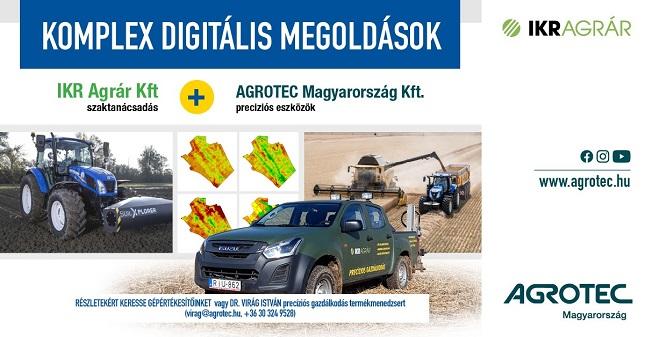 hirdetés: Komplex digitális megoldások