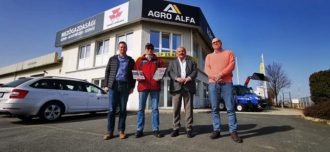 A Güttler Kft, és az Agro-Alfa Kft.együttműködő partnerei