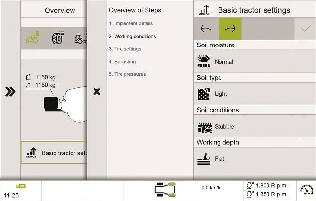 CEMOS képernyőkép: előkészítés, beállítás otthon