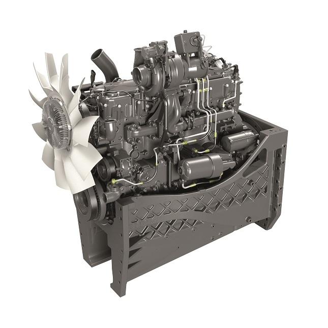 FPT 8,7 literes motor