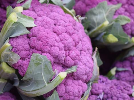 Piros cukkini? Lila uborka? Milyen zöldségek jönnek még?