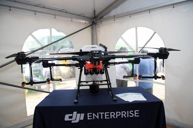 kijuttató drón