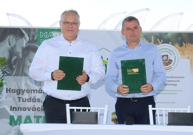 Dr. Fábián Attila és Dr. Gyuricza Csaba