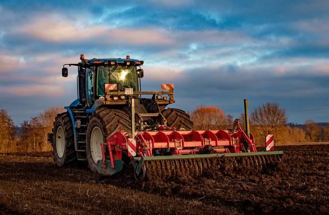 mezőgazdasági gép