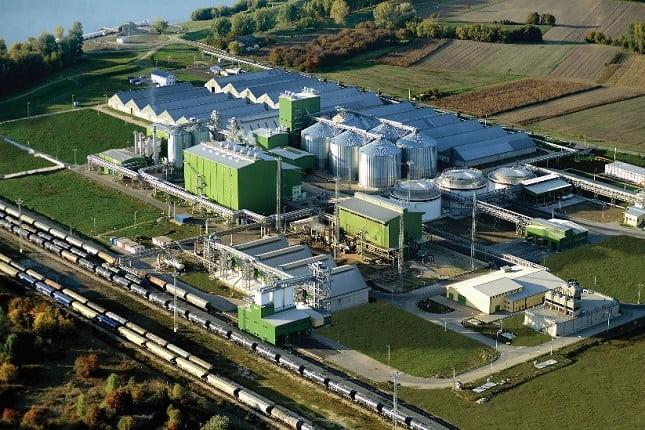 Viterra Növényolajgyár