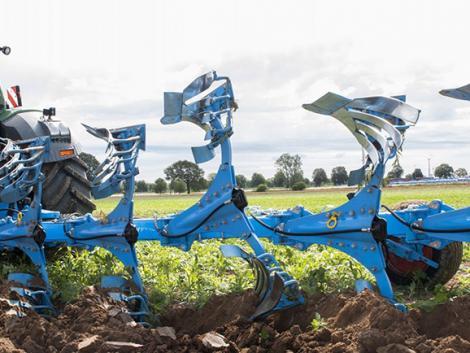 Új fejlesztés, amivel rossz talajviszonyok között sem akad el az eke