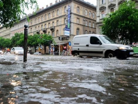 Baljós előrejelzés: egyre több a nyári extrém eső, de a szárazság is